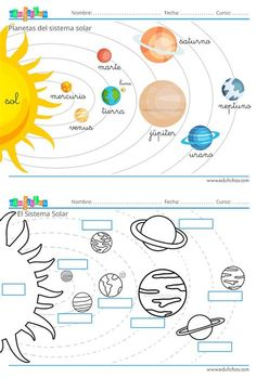 Space Activities, Toddler Learning Activities, Science Activities, Science Projects, Solar System Projects For Kids, Solar System Art, Solar System Crafts, Math For Kids, Science For Kids
