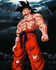 Son Goku. #dragonball #manga #anime