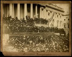 whites anaylsis of lincolns inaugural address Abraham lincoln's second inaugural address as i read the lines carefully of lincoln's second inaugural address, i wonder how a man who is elected for his second term as president with over 54% of the popular vote,  ronald white gave the most in-depth analysis of the second inaugural address.