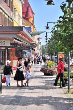 Storgatan Lulea, Sweden