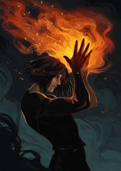 Sauron by mari-maritimus on tumblr