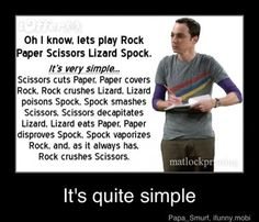 BIG BANG THEORY/SHELDON