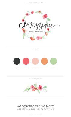 Recent Work : Clarzzique || Eva Black Design