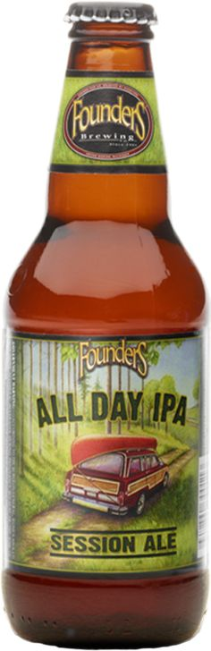 I really want to try this Founder's beer: All Day IPA - Bottle