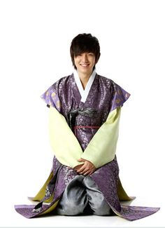 Men in Hanbok: Lee Min Ho, Korean actor