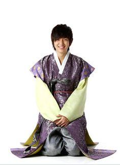 Men in Hanbok: Lee Min Ho, Korean actor