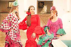traje de flamenco mujer - Buscar con Google