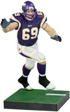 McFarlane Toys NFL Minnesota Vikings 2011 Elite Series 2 Jared Allen Action Figure by McFarlane Toys. $33.16. McFarlane Toys is proud to showcase the debut figure of the Minnesota Vikings' Jared Allen