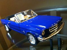 1965 Ford Mustang SS7711 Die Cast SunnySide 1:24 Die cast cars **FREE SHIPPING***