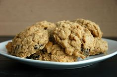 Goddess of Baking: Peanut Butter Oatmeal Raisin Cookies
