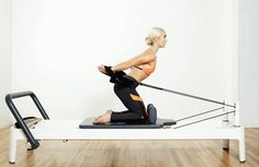 New York Pilates. 3 Game-Changing Pilates Moves - The Coveteur Pilates Workout Routine, Pilates Abs, Pilates Training, Pilates Video, Pilates At Home, Pilates Reformer Exercises, Pilates For Beginners, Best Cardio Workout, Club Pilates