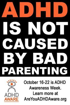 #ADHD Awareness Week Like, Share, Pin! Thanks :) *Image courtesy of: http://pepperpottery.blogspot.com/2011/10/adhd-awareness-week.html