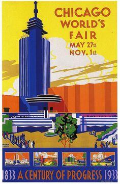 Chicago World Fair 1933