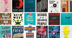Excellent New Book Covers Hitting Shelves in April 2018