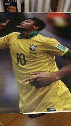 #neymar wallmural