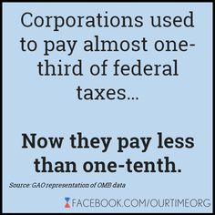 Taxes are inevitable, the question is: who isn't paying their share to contribute to this great nation of ours? If the top 1% could just live up to their civic duty instead of taking advantage of these loopholes, perhaps we could get out of this monetary situation altogether. The amount that they would contribute would solve so much, if we could just expect them to hold up their end as US citizens.