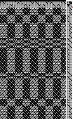 Weaving Mania: 8 harnesses Weaving Designs, Weaving Projects, Weaving Patterns, Tile Patterns, Knitting Patterns, Scarf Patterns, Tablet Weaving, Loom Weaving, Hand Weaving