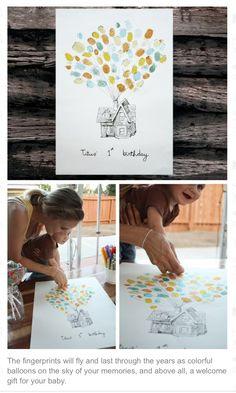 1st Birthday Keepsake For Your Baby  #Family #Trusper #Tip