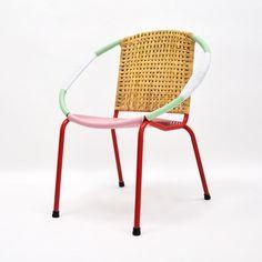 Tropicalia Rattan Merdeka Chair