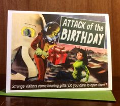 Attack of the Birthd