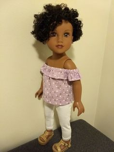 """BLACK w//Cherry High Top Tennis Sneakers Doll Shoes For 18/"""" American Girl Debs"""