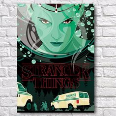 Stranger things Print - Stranger Things Poster - Stranger Thing - Netflix Art Our wall art posters and prints are made using the highest quality materials, using tried and tested paper and ink in the highest quality A3 printer on the market. FRAME NOT INCLUDED QUALITY AND DETAILS Paper: All posters are printed on highest quality Photo Lustre 260gsm paper. Its instant dry, fade resistant micro-porous coated heavyweight RC paper which is acid free and water resistant. #follow...