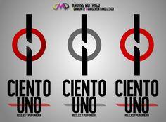 Logo: Ciento Uno - Relojes y perfumería