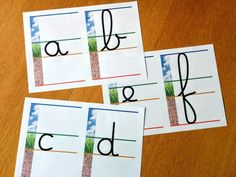 4 Reasons to Learn Handwriting – Improve Handwriting Improve Your Handwriting, Improve Handwriting, Nice Handwriting, Kids Writing, Writing Activities, Alphabet Cursif, Alphabet Games, Prek Literacy, Game Themes