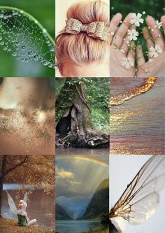 Tinkerbell aesthetic inspiration Fairy Pixie Hollow
