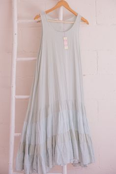 Prairie Gypsy Long Petticoat Dress