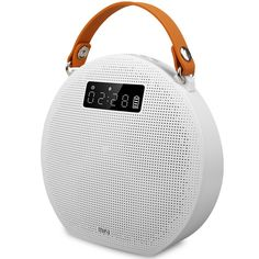 Mifa M9 Portable Bluetooth Speaker 4.0 with Power Bank and LED Display Output Power 10w Buletooth Speaker (White). 1.Bluetooth party speaker with hands-free function ,with AUX-in and support micro SD card. 2.10W power output,Built-in two 3 inch passive radiators,makes the speaker super bass and excellent stereo sound. 3.Built-in 5200mAh rechargeable battery,last playing 10 hours ,and with power bank function to charge your other electronic devices. 4.With LED display showing operating...