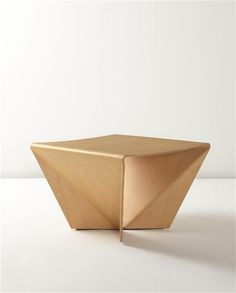 Grete Jalk, Molded Beech Plywood Side Table, c1964