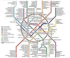 El Metro de Moscu fue inaugurado en el año 1935 conocido también como El Palacio del Pueblo, es el metro más concurrido del mundo con sus...