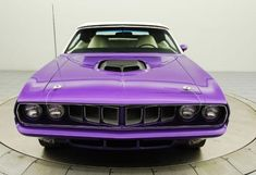 1971 Plymouth 'Cuda 440 Six-Pack