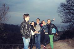 Веселые выходные в компании замечательных людей=)))