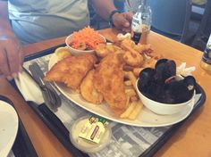 Seafood in Freemantle