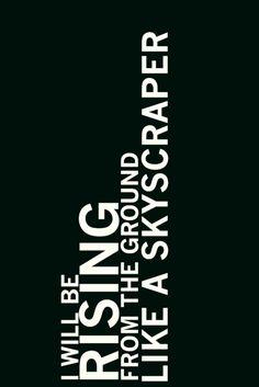 """""""Skyscraper"""" by Demi Lovato"""
