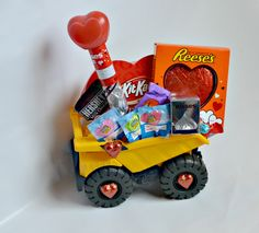 We are all familiar with Easter baskets but this year let's make Valentine's Day even sweeter for the littlest ones you love – your kids – with a Valentine's Day basket surprise.