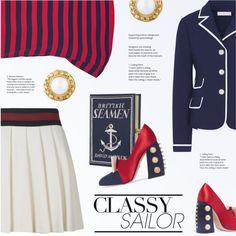 Classy Sailor