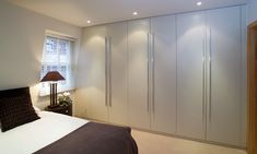 Buy Fitted wardrobes Enhance the beauty of the home as well as the functionality of the room #diyBespokeFittedWardrobes #LuxuryFittedBedroom #FittedBedroomFurniture #BedroomFurniture  #FittedBedroom https://bit.ly/2KKoWYE