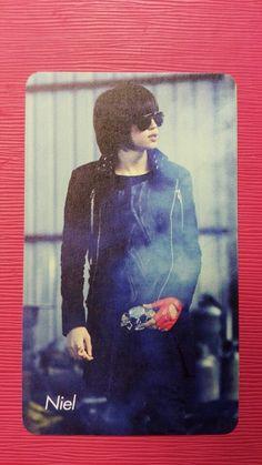 TEENTOP NIEL Official Photo Card Teen Top 1st Mini IT'S ITS Photocard RARE