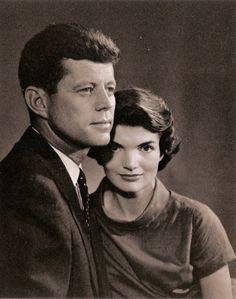 John and Jackie - 1957