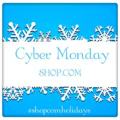 Super charge your Cyber Monday - 12 slides guaranteed to save you money: ow.ly/qYOET #cybermonday #shopcomholidays #shopping #onlineshopping #deals #CashBack