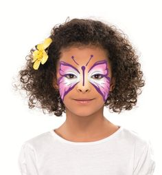 Three Easy Face Painting  Tutorials for Kids #FacePainting