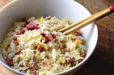 Andaman Fried Rice | Foodie: Your Recipes. Your way.