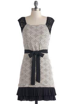 More Than Treats the Eye Dress   Mod Retro Vintage Dresses   ModCloth.com