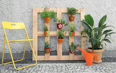 Sustentar plantas