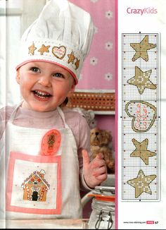 Gallery.ru / Фото #68 - Cross Stitch Crazy 170 - Los-ku-tik