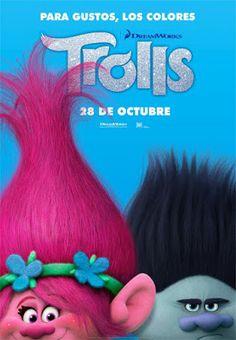 "EL ARTE DEL CINE: REVIEW OFICIAL DE ""Trolls"" (2016)"