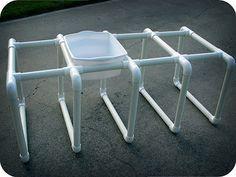 JOYrevisited: DIY sensory table for children